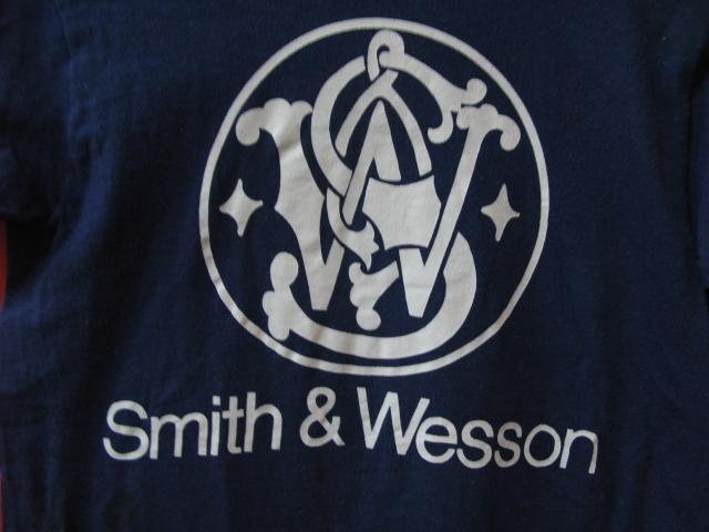GUN好きの方に!70'S スミス&ウェッソン T-SHIRTS_c0144020_1515278.jpg