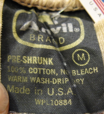 70'S ANVIL T-shirts 染み込みプリント_c0144020_15552599.jpg