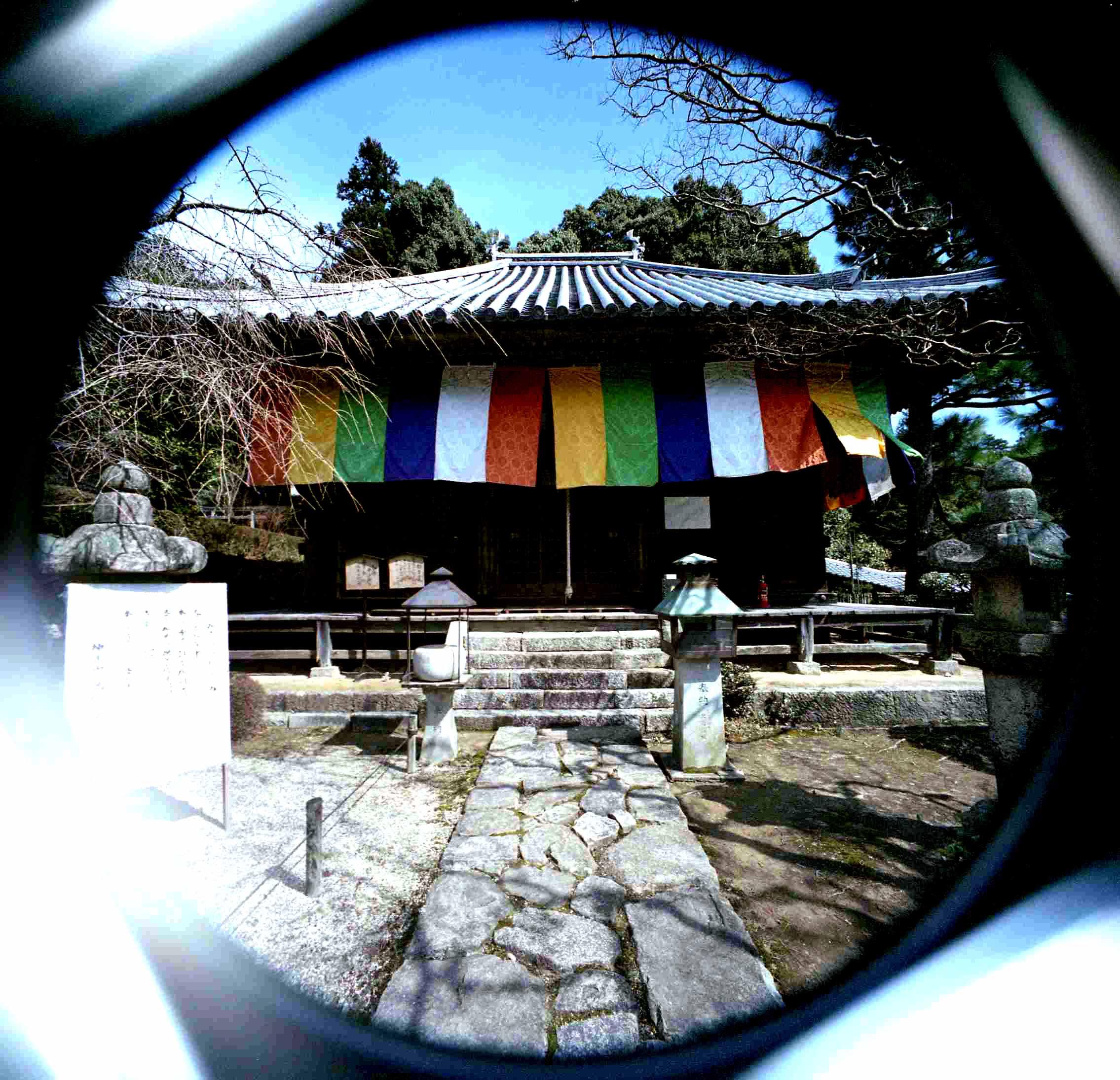 魚眼琢磨銀鏡円形写野暗箱_d0138130_16163887.jpg
