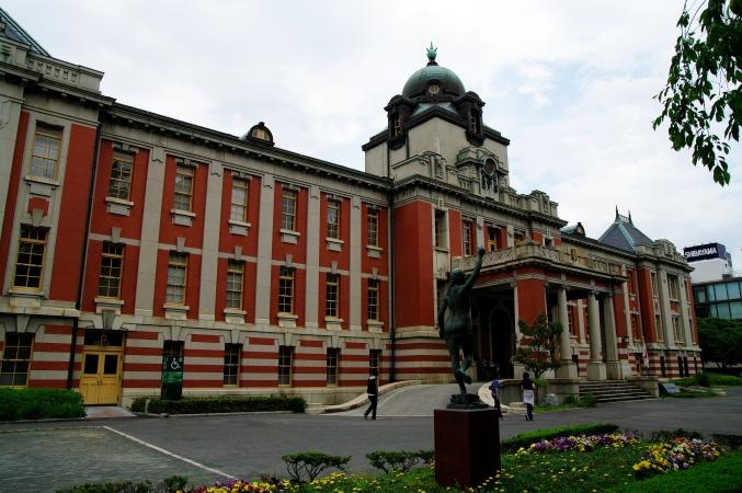 華麗なる階段 名古屋市市政資料館にて_d0145934_11373627.jpg