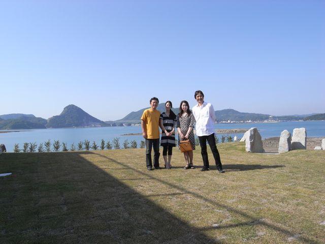 木村和也邸へ伺いました_b0102247_2152415.jpg