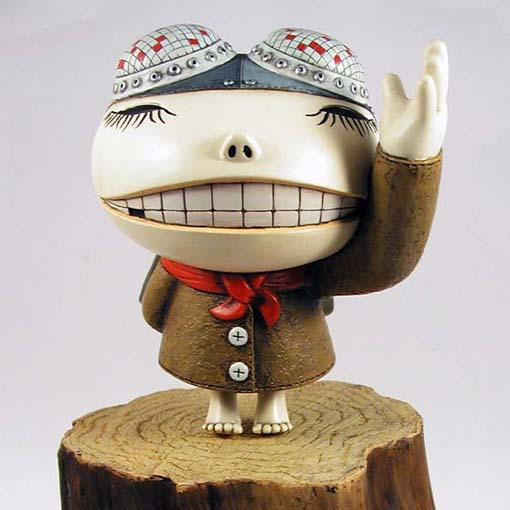 flyman sculpture by Carrie Chau_e0118156_12463988.jpg