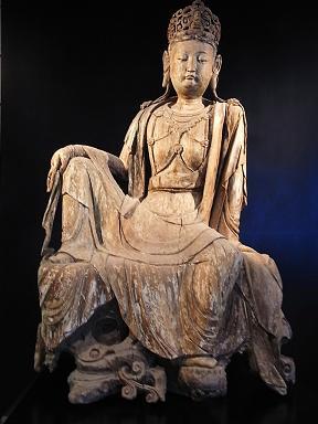 香港芸術館その2~仏像もあるよ_e0155771_22451681.jpg