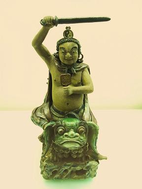 香港芸術館その2~仏像もあるよ_e0155771_22463427.jpg