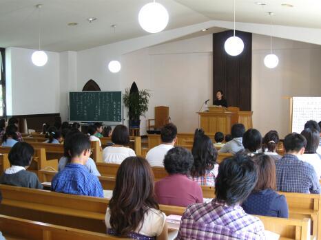 日本キリスト教団聖和教会   The United Church of Christ in Japan  Seiwa Church  & 附属  聖和幼稚園
