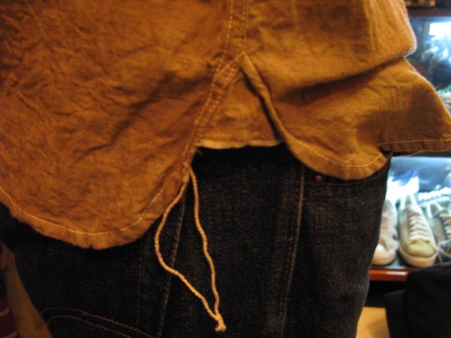 WALK ON WORK シャツ&DAPPERS キャスケット STYLE SAMPLE!_c0144020_15554943.jpg