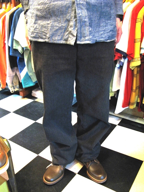 WALK ON WORK シャツ&DAPPERS キャスケット STYLE SAMPLE!_c0144020_16423072.jpg