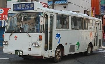 道の島交通 いすゞK-CDM410 +川重_e0030537_0282998.jpg
