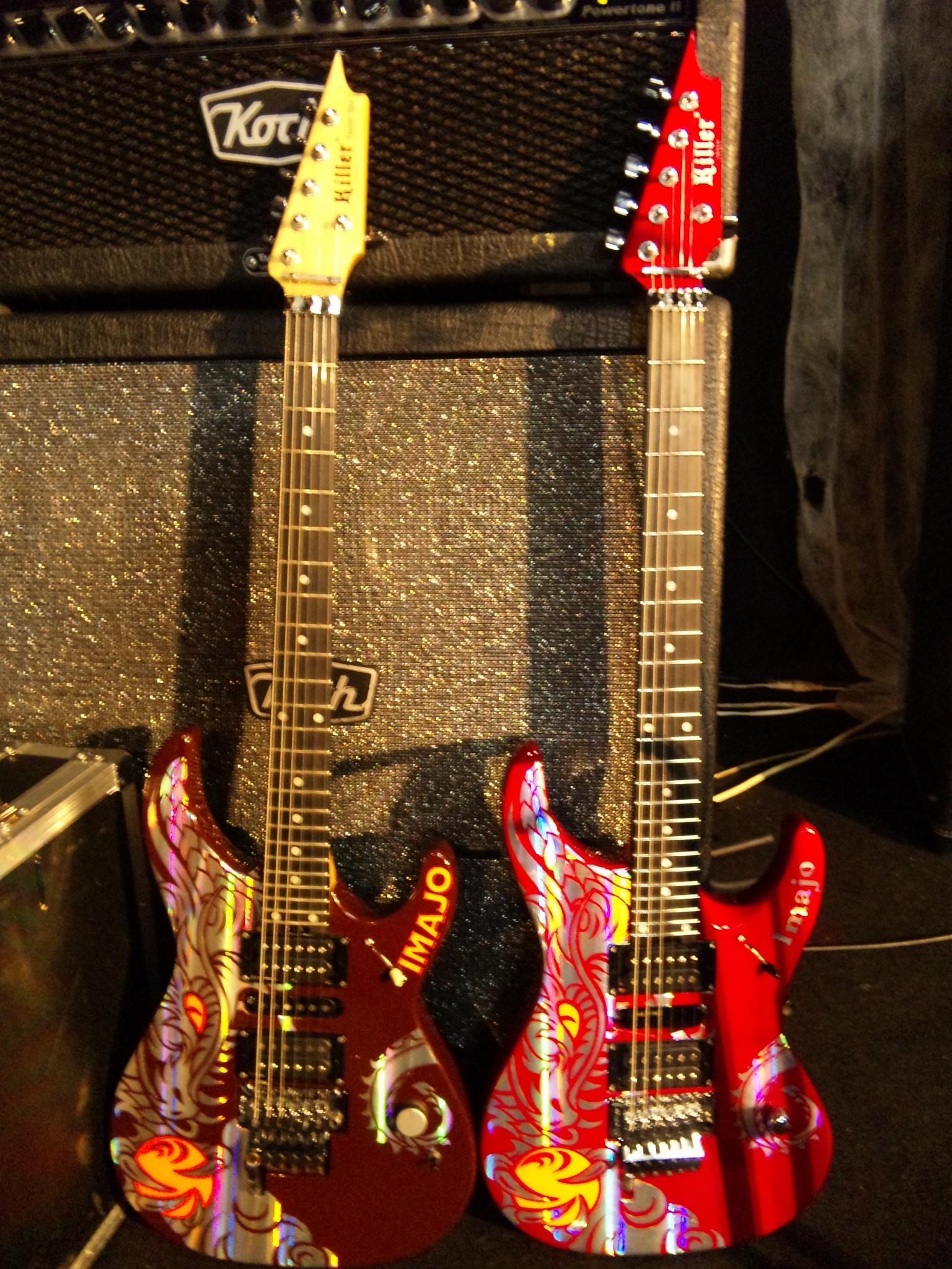KillerGuitars オリジナルNEWギター_e0146185_19421759.jpg
