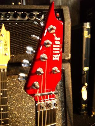 KillerGuitars オリジナルNEWギター_e0146185_19422813.jpg