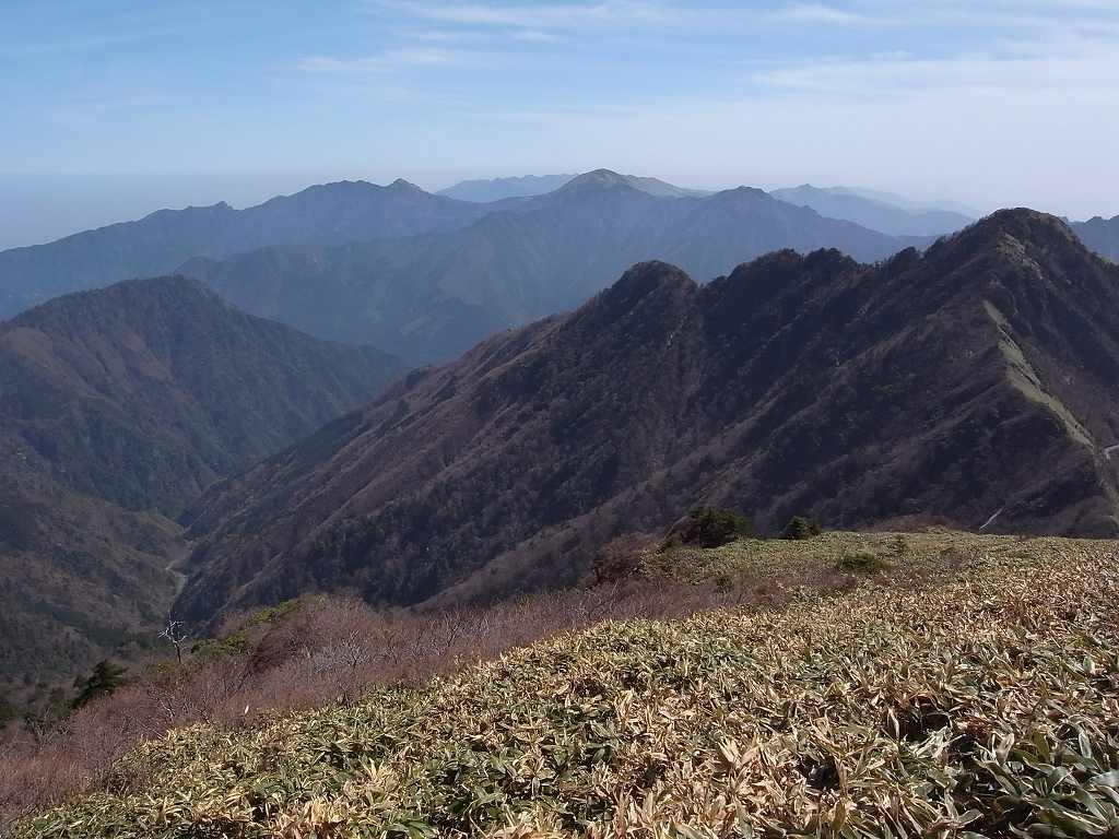4月18日、瓶ヶ森登山-写真編-_f0138096_940380.jpg