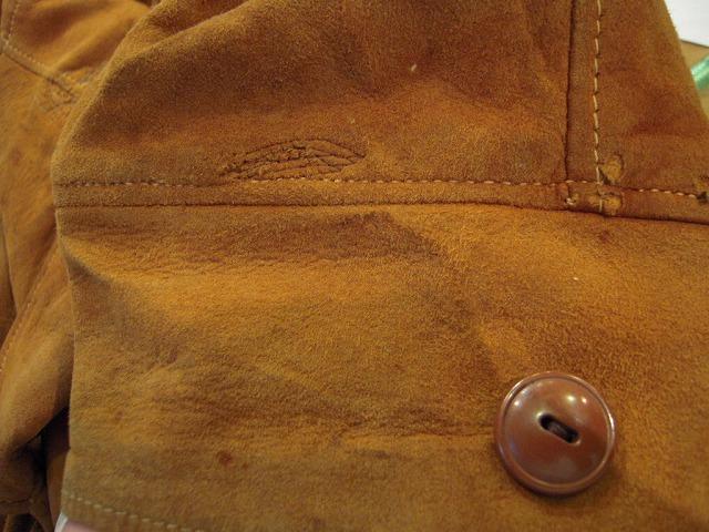 夏が迫ってきていますがジャケットです。_d0121303_15182298.jpg