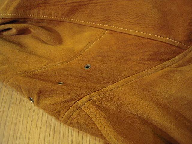 夏が迫ってきていますがジャケットです。_d0121303_1553468.jpg
