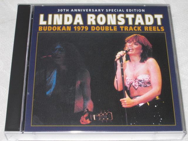 LINDA RONSTADT / BUDOKAN 1979 DOUBLE TRACK REELS_b0042308_2242731.jpg