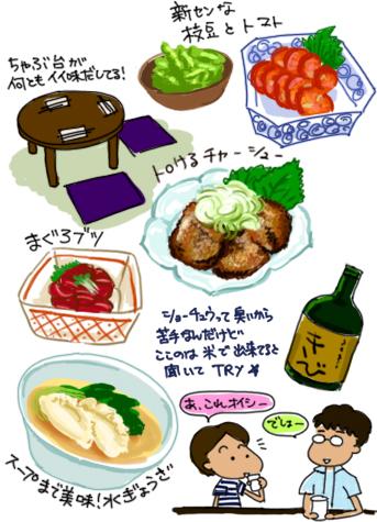 「ミナオの裏ジャパン絵日記」のミナオさん登場!_c0039735_1419305.jpg