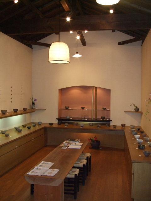 唐津焼 茶碗展 始まりました。_f0144646_12243714.jpg