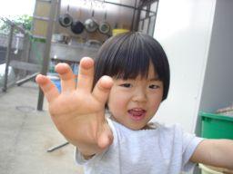 マコの髪カット IN K子美容室 & 肉の天龍_e0166301_17101877.jpg