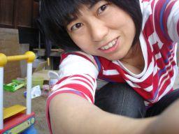 マコの髪カット IN K子美容室 & 肉の天龍_e0166301_1716417.jpg