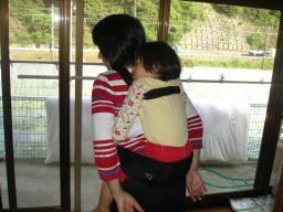 マコの髪カット IN K子美容室 & 肉の天龍_e0166301_17205279.jpg