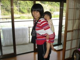 マコの髪カット IN K子美容室 & 肉の天龍_e0166301_17221164.jpg