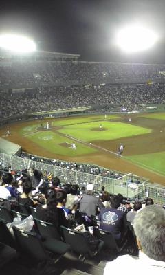 野球観戦_a0112220_1102688.jpg