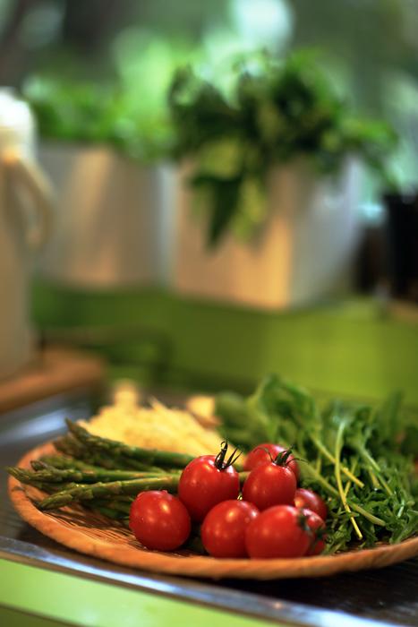 新鮮な野菜を食べましょう!_e0155629_22455815.jpg