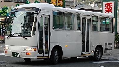 道の島交通 日野KC-RX4JFAA +日野車体 _e0030537_175613.jpg
