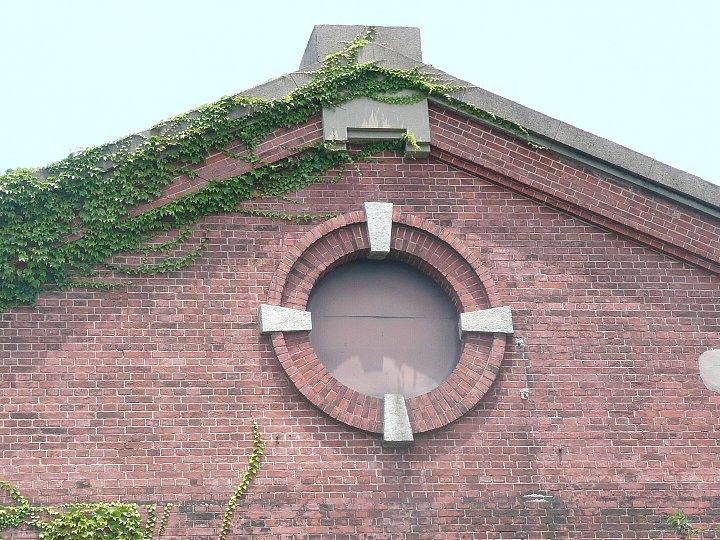 半田赤レンガ建物:旧丸三麦酒ビール醸造工場(カブトビール工場)貯蔵庫棟_c0112559_1339735.jpg
