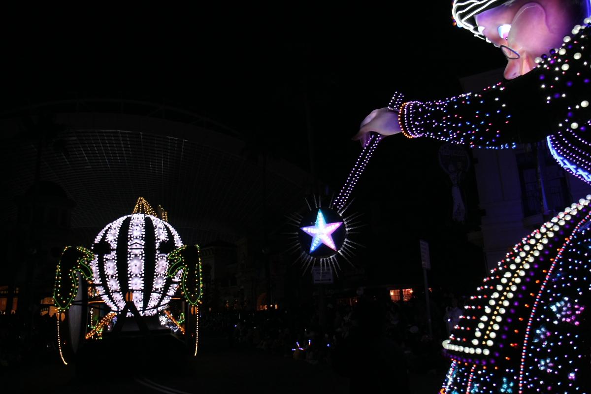 USJ マジカル・スターライト・パレード 2_f0021869_22214833.jpg
