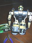 ロボット製作記(2) ~名前を考えなくっちゃ・・~_b0102572_16443643.jpg