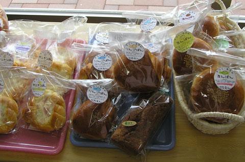 中込共同作業センターふれあいストア 人気のパン&クッキーetc_f0105218_1017444.jpg