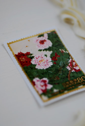 牡丹の切手_f0179528_1811576.jpg