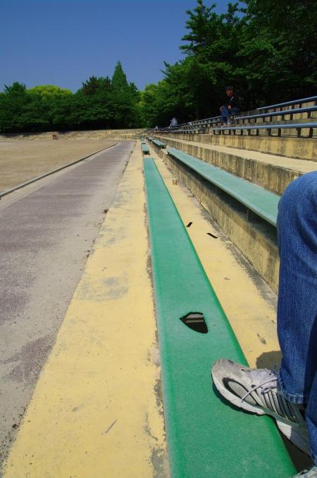 まぶしい陽ざし 5月の鶴舞公園で_d0145934_19372871.jpg