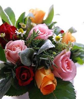ハーブの花束 ~タッジーマッジー~_c0147770_16413823.jpg
