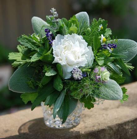 ハーブの花束 ~タッジーマッジー~_c0147770_16534827.jpg