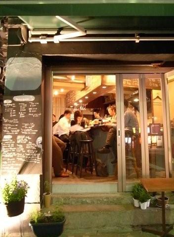 野菜がおいしい、ダッチオーブン料理の渋谷「ミニヨン」_d0122797_1253113.jpg