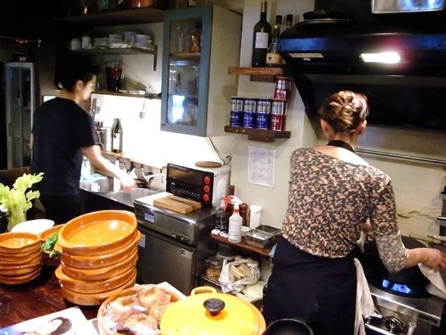 野菜がおいしい、ダッチオーブン料理の渋谷「ミニヨン」_d0122797_13173892.jpg