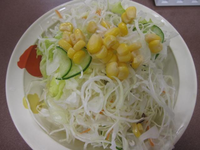 チーズハンバーグ定食@松屋_b0042308_2164059.jpg