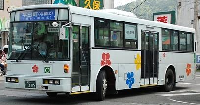 道の島交通 日デU-UA440LAN/U-UA510LAN +富士7E_e0030537_21283433.jpg