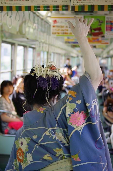 妖しきダンス・トレイン。_b0180063_1193020.jpg