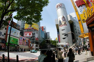 5月15日(金)今日の渋谷109前交差点_b0056983_11534635.jpg