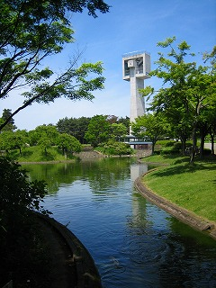 風薫る・・松見公園_b0100229_12554996.jpg
