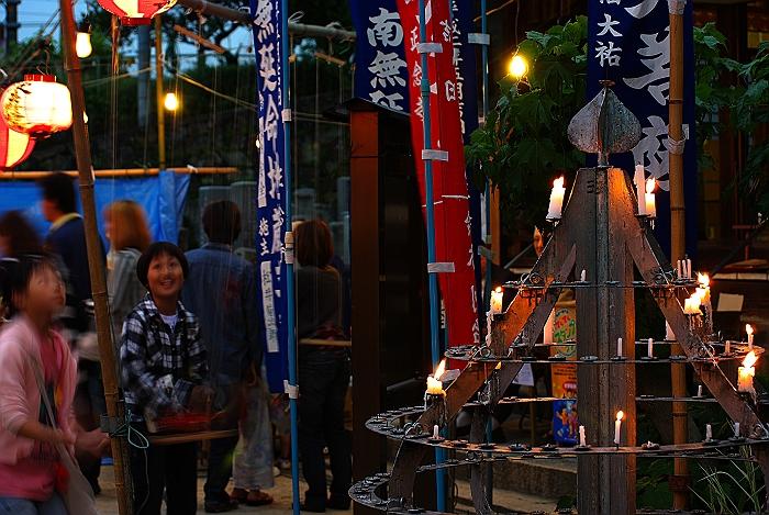 正念寺 地蔵祭_c0152379_21365460.jpg