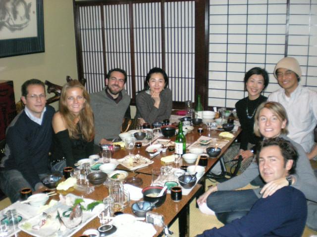 Baldini家 in Giappone ② 紅葉が凄かった!!_c0179785_7294340.jpg