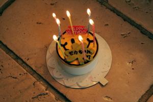 嬉しいプレゼントが届きました☆_d0060413_2012577.jpg