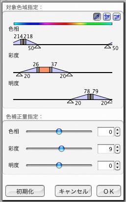 優れものです、Imaging WorkShop。(^^)_f0077521_13371124.jpg