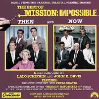 Mission Impossible by Lalo Schifrin (TV OST 『スパイ大作戦』より)_f0147840_21135172.jpg