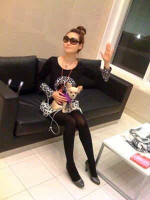 It is my new brand★★meeting_f0196753_16544684.jpg