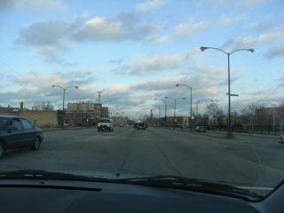 オークパークからシカゴへ入る_a0079995_522264.jpg