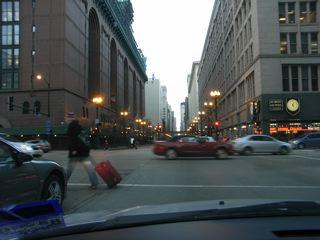 オークパークからシカゴへ入る_a0079995_525284.jpg